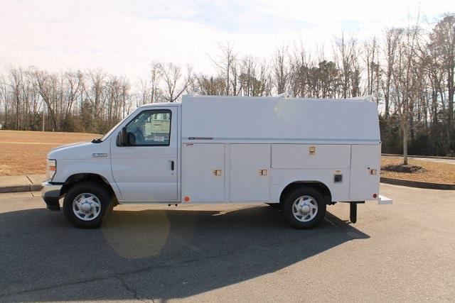 2021 Ford E-350 4x2, Reading RVSL Service Utility Van #JC26994 - photo 6
