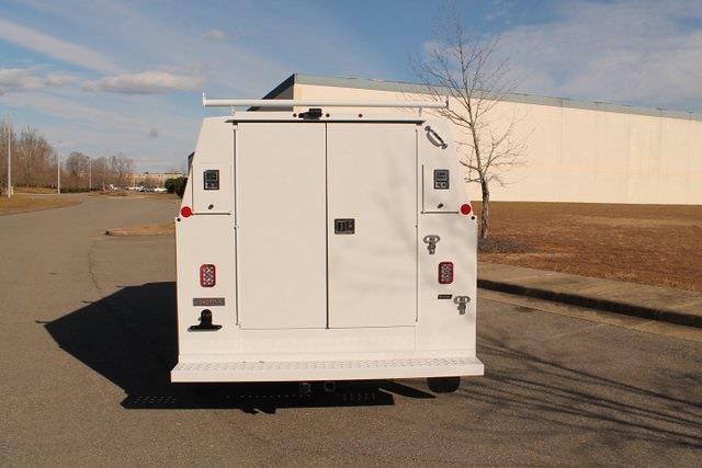 2021 Ford E-350 4x2, Reading RVSL Service Utility Van #JC26994 - photo 8