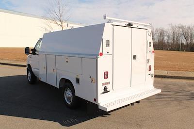 2021 Ford E-350 4x2, Reading RVSL Service Utility Van #JC26994 - photo 7