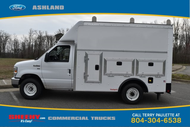 2019 E-350 4x2,  Rockport Workport Service Utility Van #JC27497 - photo 11