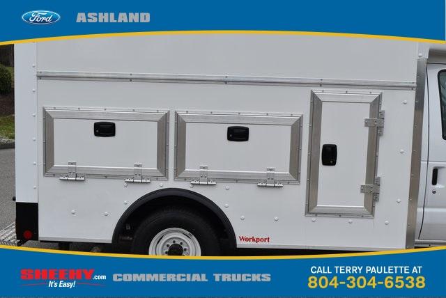 2019 E-350 4x2,  Rockport Workport Service Utility Van #JC27497 - photo 5