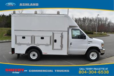2019 E-350 4x2,  Rockport Workport Service Utility Van #JC27497 - photo 4