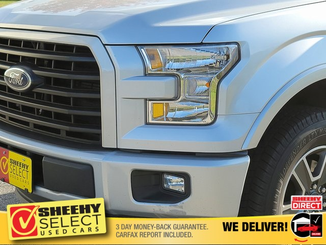 2016 Ford F-150 SuperCrew Cab 4x4, Pickup #JC30126C - photo 5