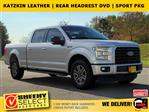 2016 Ford F-150 SuperCrew Cab 4x4, Pickup #JC30126C - photo 1