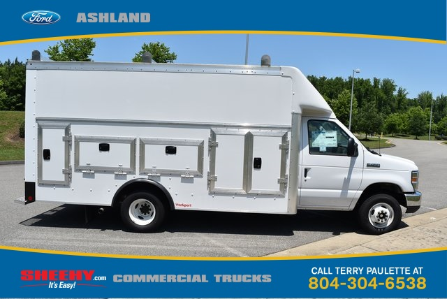 2019 E-450 4x2,  Rockport Workport Service Utility Van #JC30388 - photo 4