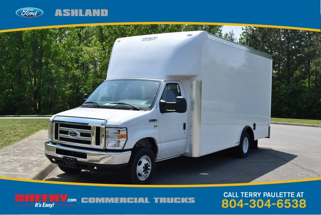 2019 E-350 4x2,  Rockport Cutaway Van #JC35592 - photo 1