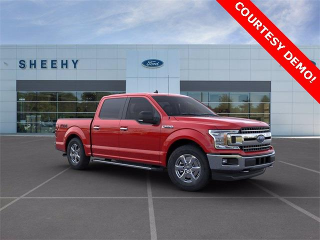 2020 Ford F-150 SuperCrew Cab 4x4, Pickup #JC39543 - photo 1