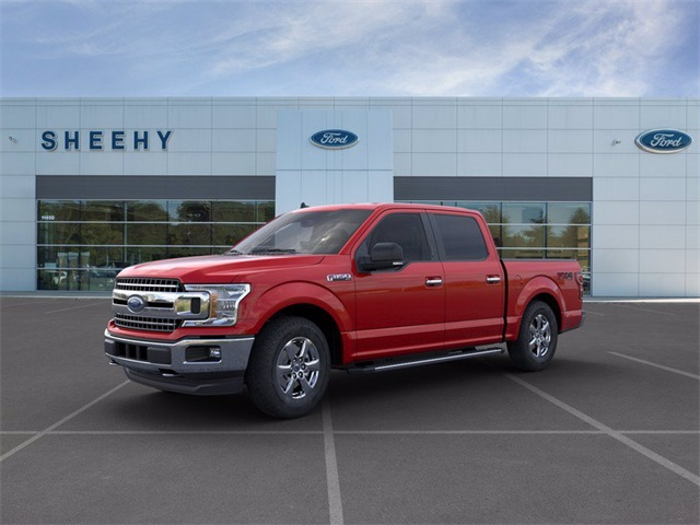 2020 Ford F-150 SuperCrew Cab 4x4, Pickup #JC39543 - photo 4