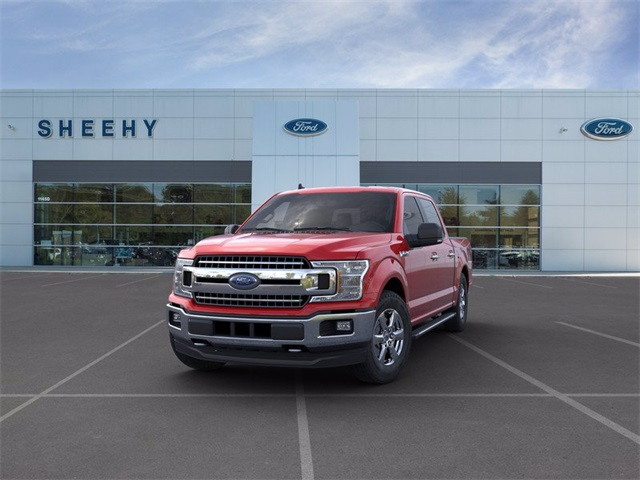 2020 Ford F-150 SuperCrew Cab 4x4, Pickup #JC39543 - photo 5