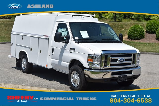 2019 E-350 4x2,  Reading RVSL Service Utility Van #JC40097 - photo 3