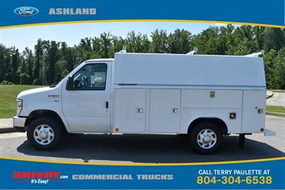 2019 E-350 4x2,  Reading RVSL Service Utility Van #JC40097 - photo 9