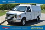 2019 E-350 4x2,  Reading RVSL Service Utility Van #JC40097 - photo 1