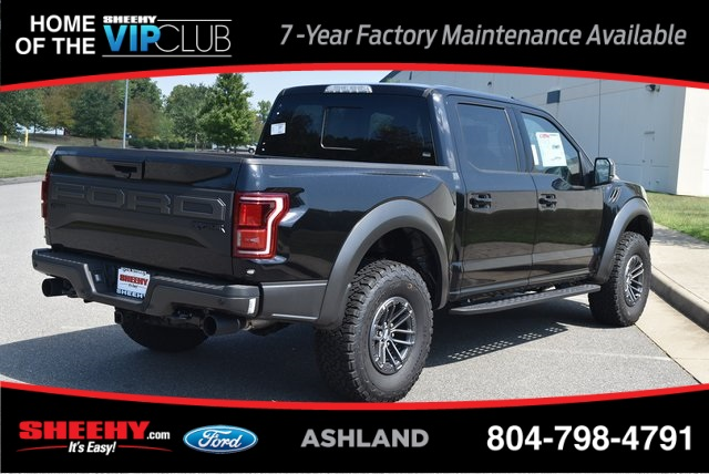 2019 F-150 SuperCrew Cab 4x4, Pickup #JC41568 - photo 5