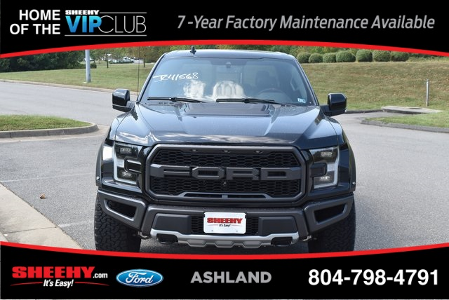 2019 F-150 SuperCrew Cab 4x4, Pickup #JC41568 - photo 7
