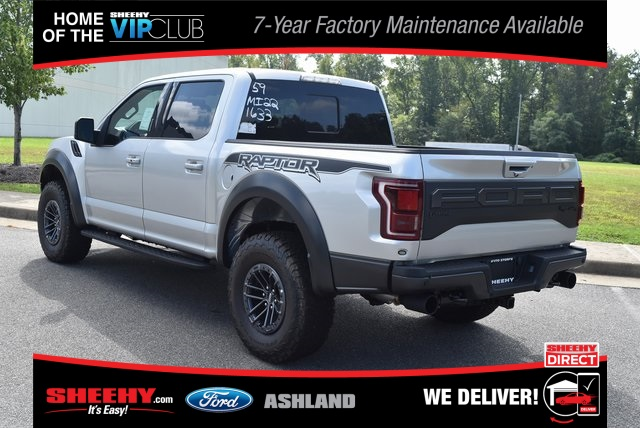2019 F-150 SuperCrew Cab 4x4, Pickup #JC41633 - photo 1