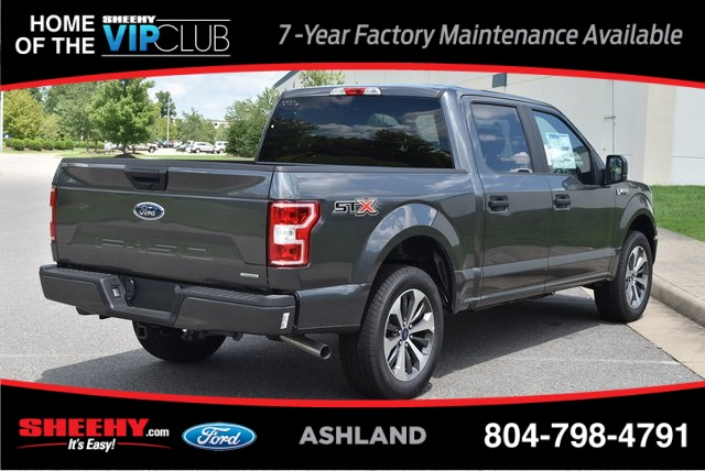 2019 F-150 SuperCrew Cab 4x2, Pickup #JC42053 - photo 5