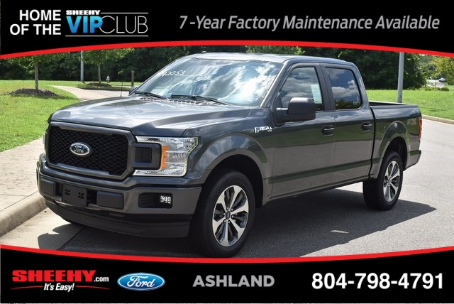 2019 F-150 SuperCrew Cab 4x2, Pickup #JC42053 - photo 1