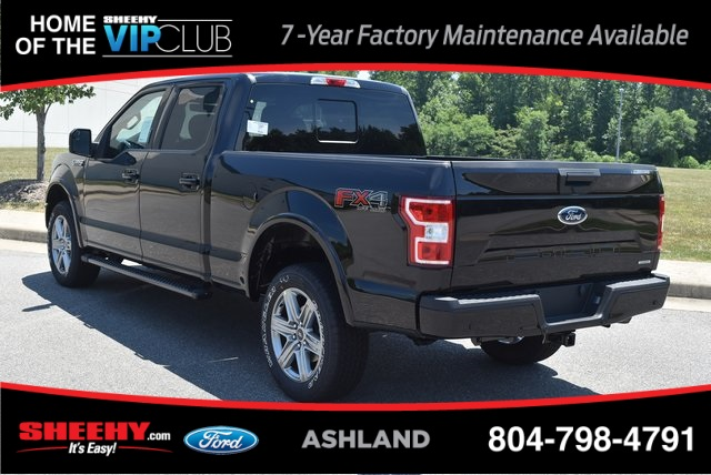 2019 F-150 SuperCrew Cab 4x4,  Pickup #JC42058 - photo 2