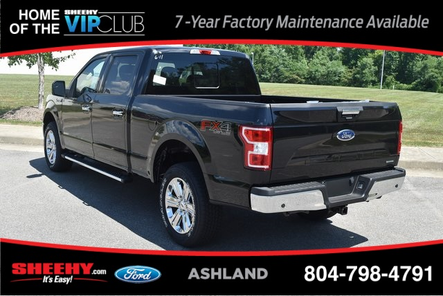2019 F-150 SuperCrew Cab 4x4, Pickup #JC42059 - photo 2