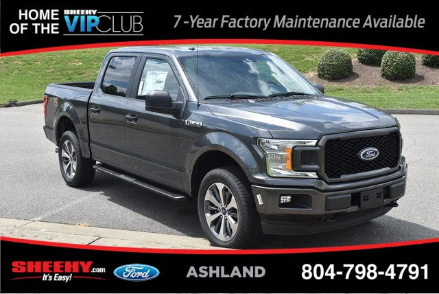 2019 F-150 SuperCrew Cab 4x4,  Pickup #JC42062 - photo 3