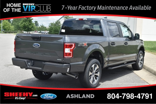 2019 F-150 SuperCrew Cab 4x4,  Pickup #JC42062 - photo 5
