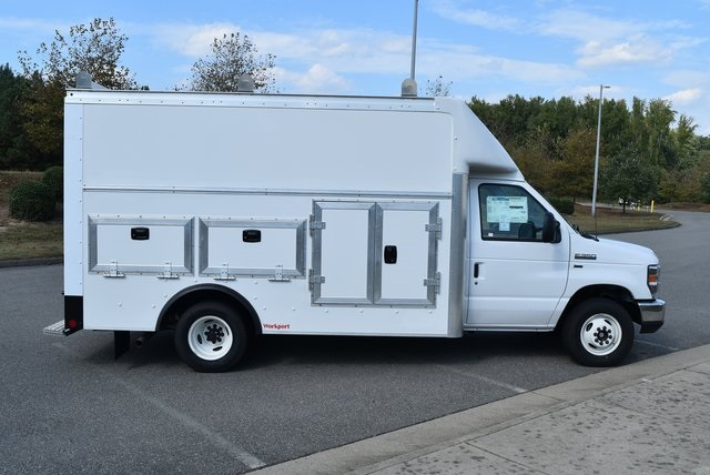 2019 E-350 4x2, Rockport Workport Service Utility Van #JC45572 - photo 4