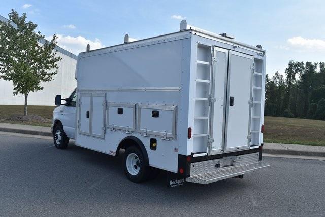 2019 E-350 4x2, Rockport Workport Service Utility Van #JC45572 - photo 2