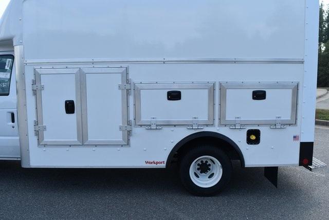 2019 E-350 4x2, Rockport Workport Service Utility Van #JC45572 - photo 9