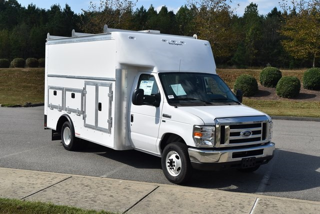 2019 E-350 4x2, Rockport Workport Service Utility Van #JC45578 - photo 3