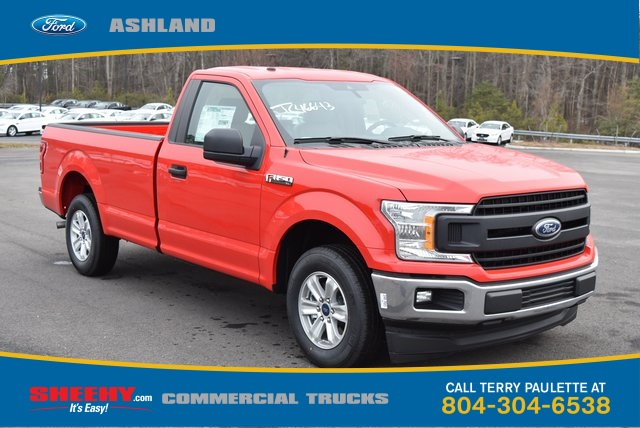2019 F-150 Regular Cab 4x2,  Pickup #JC46642 - photo 3