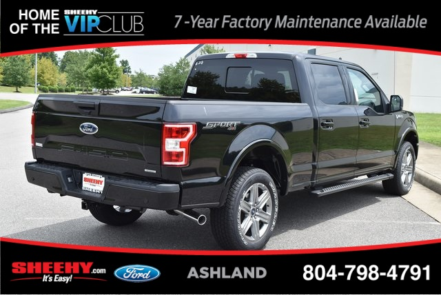 2019 F-150 SuperCrew Cab 4x4,  Pickup #JC53644 - photo 5