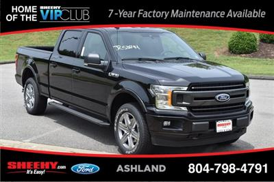 2019 F-150 SuperCrew Cab 4x4,  Pickup #JC53644 - photo 3