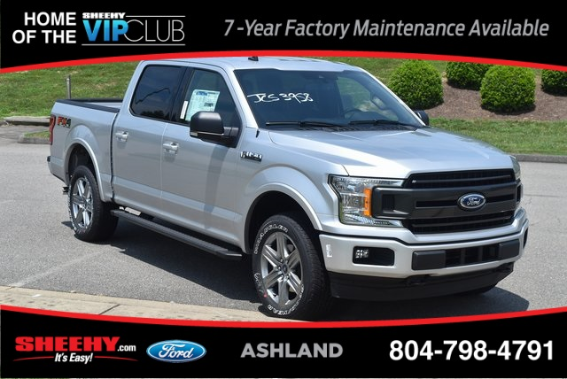 2019 F-150 SuperCrew Cab 4x4,  Pickup #JC53958 - photo 3