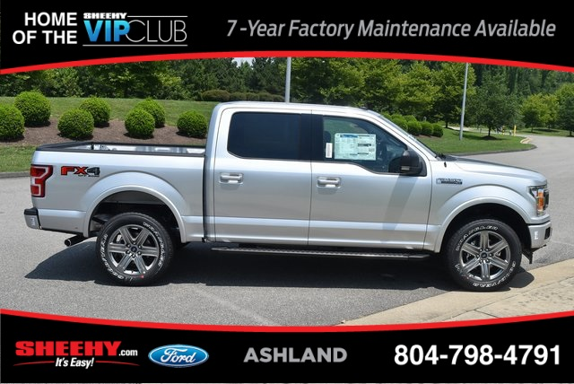 2019 F-150 SuperCrew Cab 4x4,  Pickup #JC53958 - photo 4
