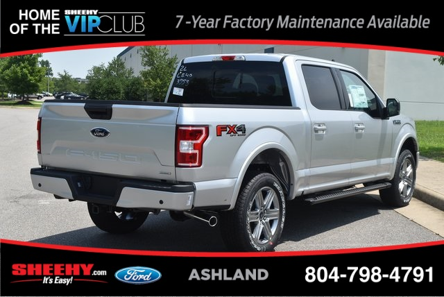 2019 F-150 SuperCrew Cab 4x4,  Pickup #JC53958 - photo 5
