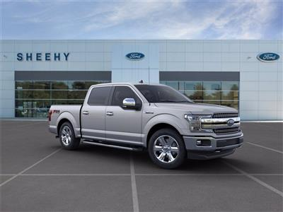 2020 Ford F-150 SuperCrew Cab 4x4, Pickup #JC55088 - photo 1