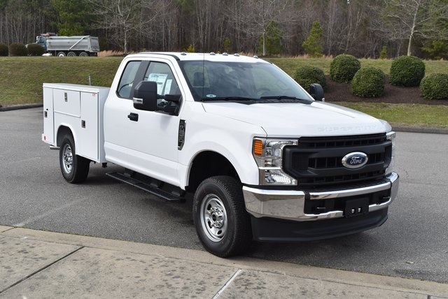 2020 Ford F-250 Super Cab 4x4, Reading Service Body #JC55466 - photo 1
