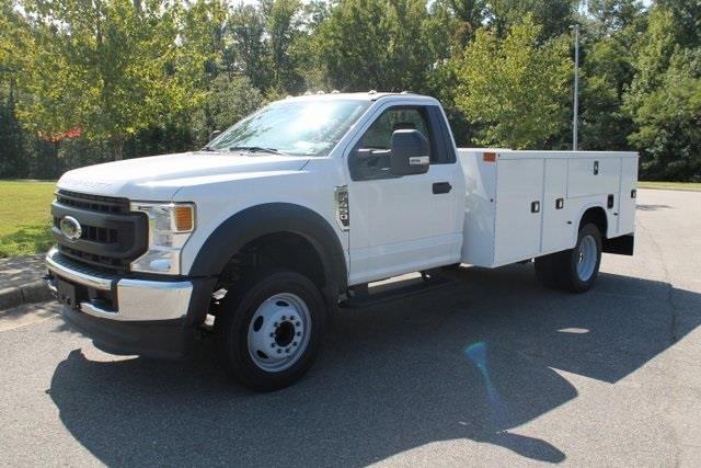 2020 Ford F-450 Regular Cab DRW 4x2, Rugby Dump Body #JC55698 - photo 5