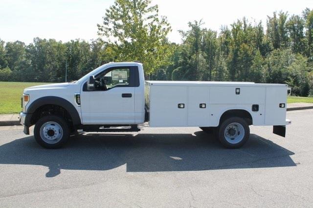 2020 Ford F-450 Regular Cab DRW 4x2, Rugby Dump Body #JC55698 - photo 7
