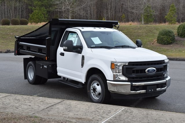 2020 F-350 Regular Cab DRW 4x2, Rugby Dump Body #JC55772 - photo 1
