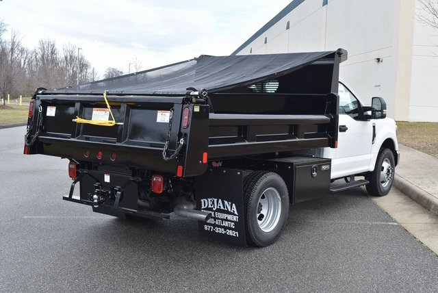 2020 Ford F-350 Regular Cab DRW 4x2, Rugby Dump Body #JC55772 - photo 1