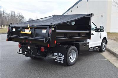 2020 F-350 Regular Cab DRW 4x2, Rugby Eliminator LP Steel Dump Body #JC55772 - photo 2