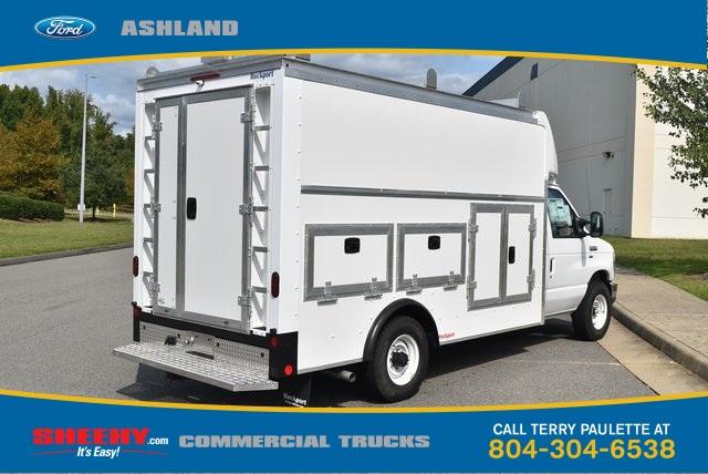 2019 E-350 4x2, Rockport Workport Service Utility Van #JC55976 - photo 6