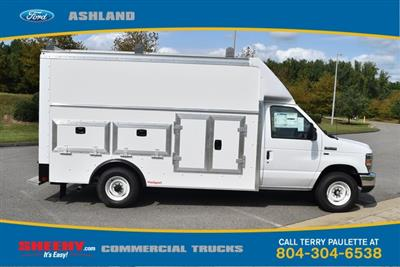 2019 E-350 4x2, Rockport Workport Service Utility Van #JC55976 - photo 4