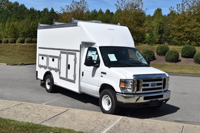 2019 E-350 4x2, Rockport Service Utility Van #JC55980 - photo 1