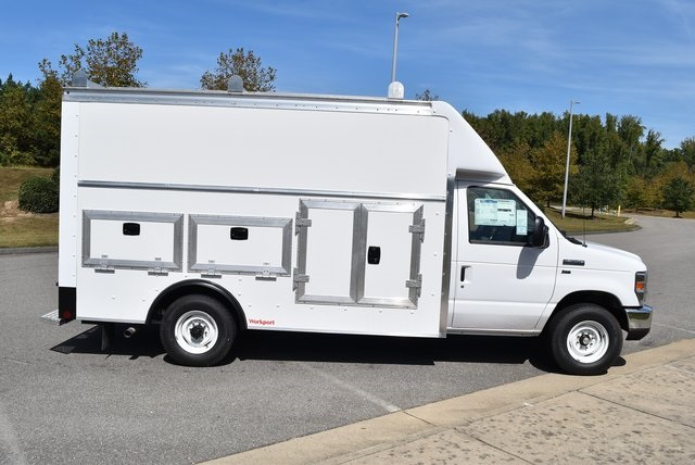 2019 E-350 4x2, Rockport Workport Service Utility Van #JC55980 - photo 3