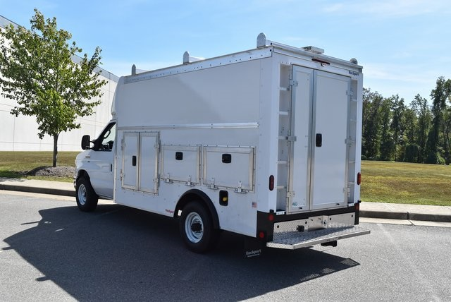 2019 E-350 4x2, Rockport Workport Service Utility Van #JC55980 - photo 7