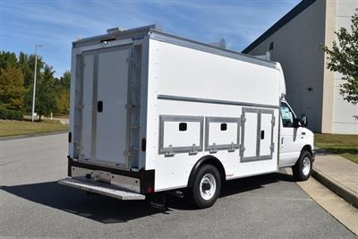 2019 E-350 4x2, Rockport Workport Service Utility Van #JC55980 - photo 2
