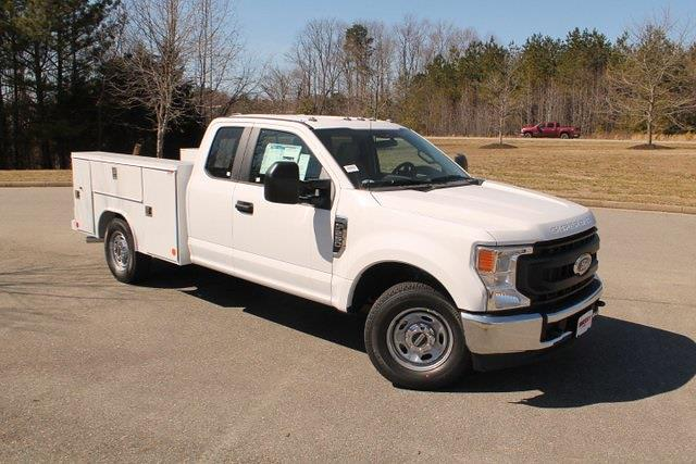 2021 Ford F-250 Super Cab 4x2, Reading Service Body #JC79004 - photo 1