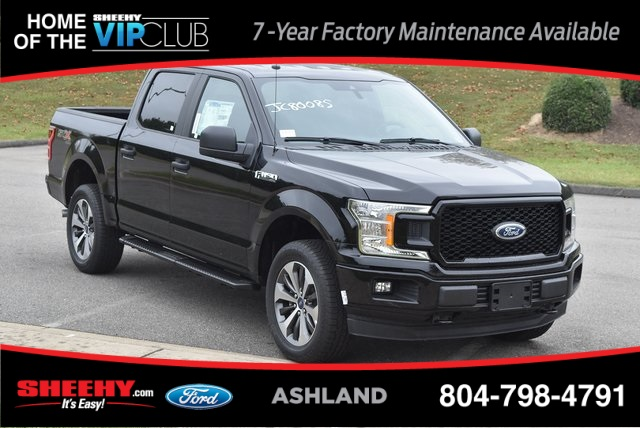 2019 F-150 SuperCrew Cab 4x4, Pickup #JC80085 - photo 3